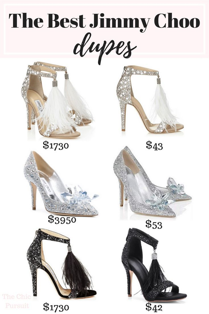 05c315ec37 Your Guide To Jimmy Choo Look Alike Shoes (From $40!) | Girl's Wishlist | Jimmy  choo cinderella shoes, Shoes, Fashion