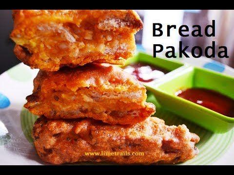 Bread Pakoda Recipe | Kids Lunchbox Snack Recipe