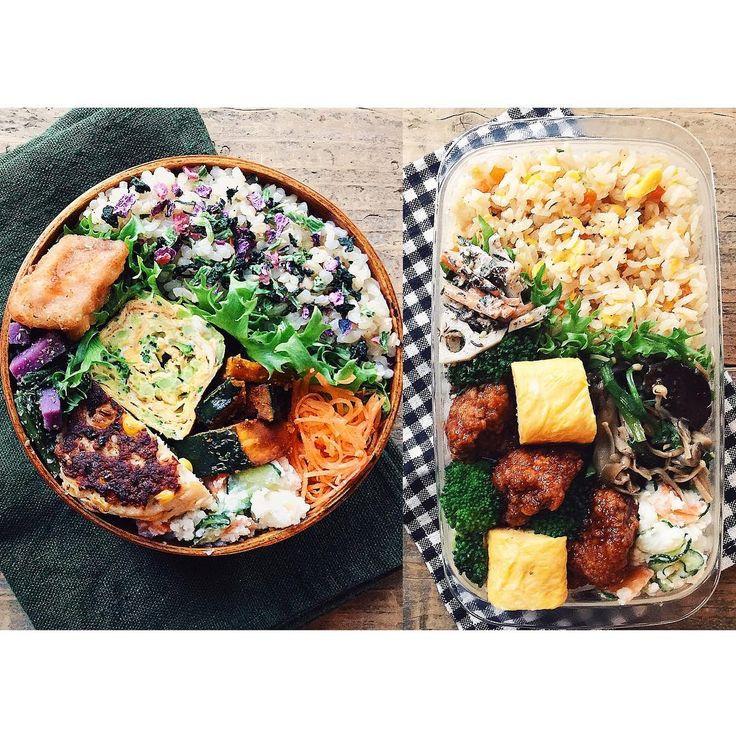 いいね!6,994件、コメント23件 ― tamiさん(@tami_73)のInstagramアカウント: 「✎ 木・金曜日おべん。 ✎  なんとかちゃんと作ってます 朝起きるのがどんどん遅くな〜る〜〜…… 昨日の晩ご飯はトムヤムクン鍋。 今日の晩ご飯はキムチ鍋。 入れる野菜はほぼ一緒(⁎ꈌོ⁎)…」