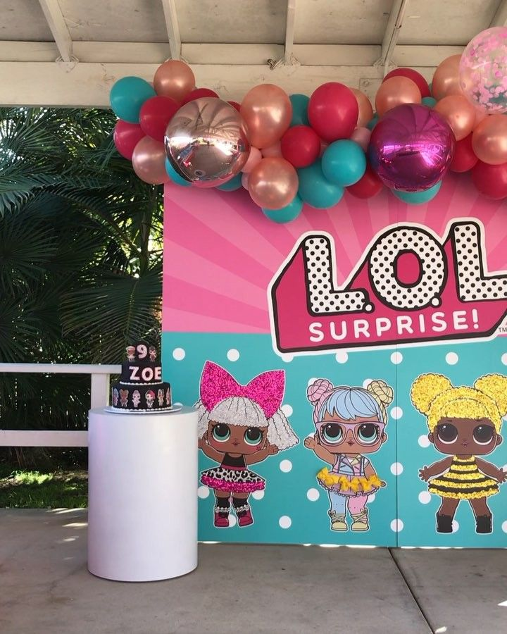1310 Best LOL Surprise Party Ideas Images On Pinterest