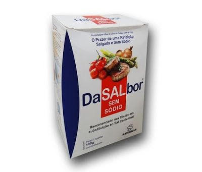 Jeito de Ser Você - Realce o seu Estilo: DaSALbor (Sal sem Sódio) – BomSuplemento