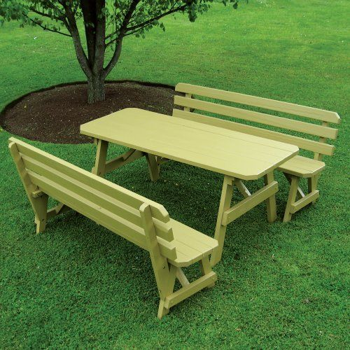 Picnic Tables Amish And Pennsylvania On Pinterest