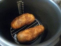 "Pressure Cooker ""Baked"" Potatoes-I will never make baked potatoes any other way, ever again!"