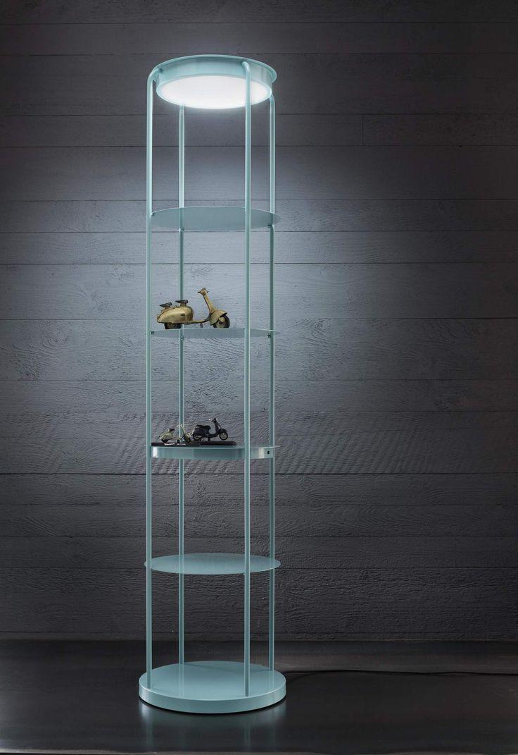 Level - Terra - ZAVA - Lampade da terra e tavolo, sospensioni e appliques