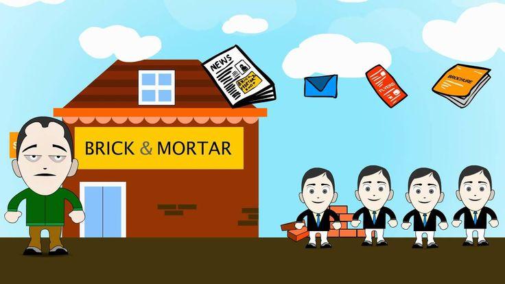 Online Marketing vs Traditional Marketing #greatpromoreel