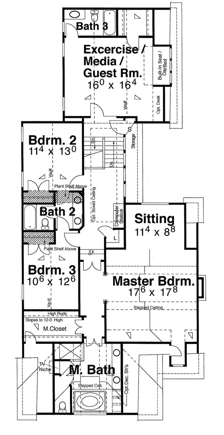 100 country french floor plans 101 best favorite house