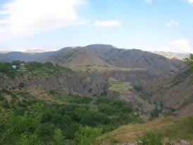 Armenian countryside