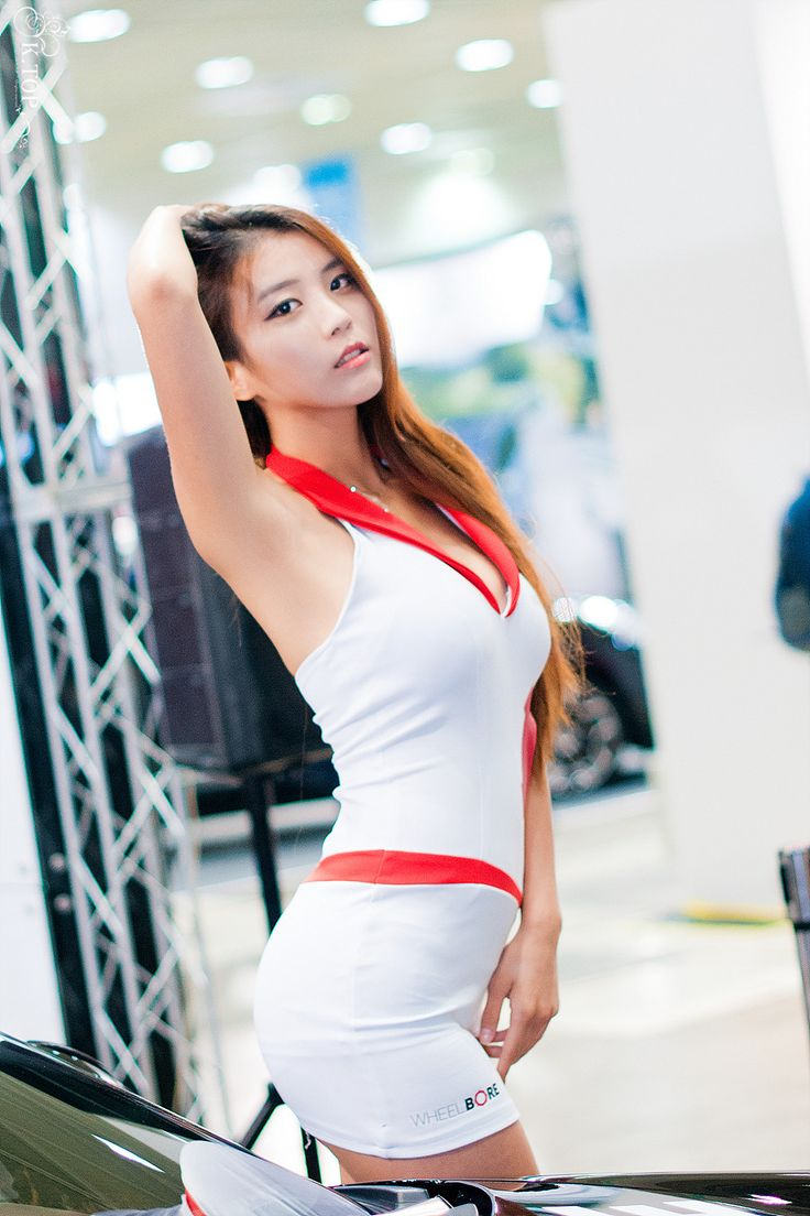 Cha Junga @ 2014 SAS (Seoul Auto Saloon)
