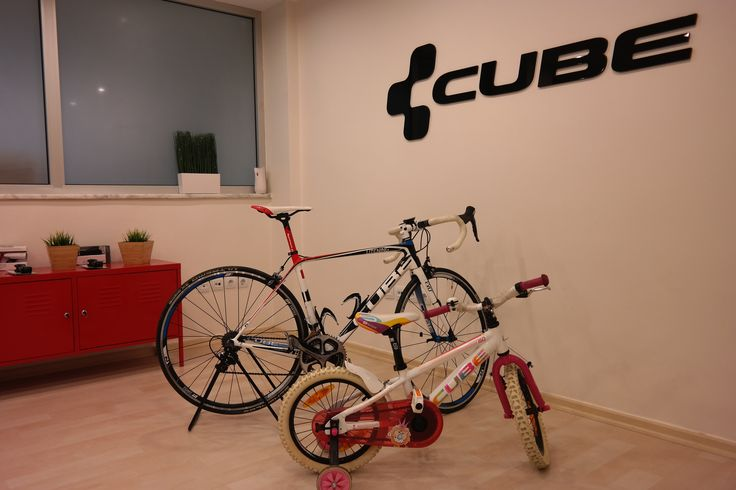 Cube Bikes and technology