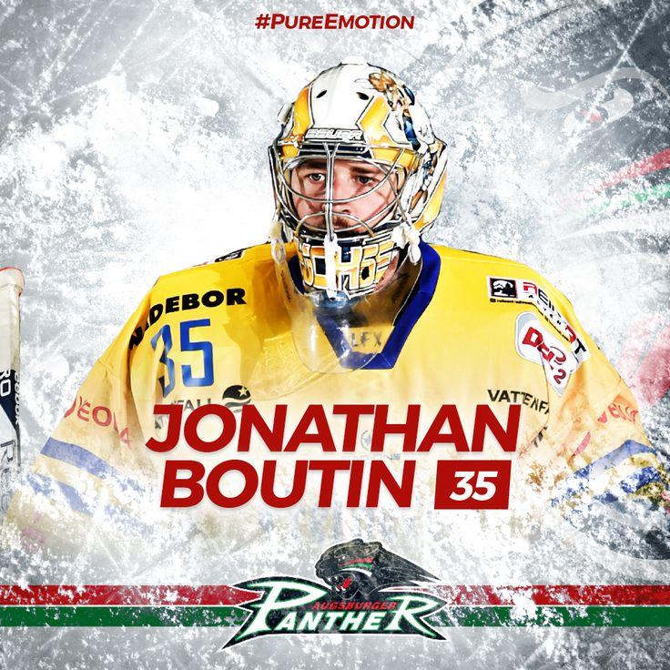 Herzlich willkommen Jonathan!