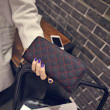 2016 Fashion neue marke frauen Leder armband handtaschen dame geldbörse/brieftaschen/Card & ID Halter telefon Schminktäschchen tag Kupplungen //Price: $US $8.87 & FREE Shipping //     #abendkleider