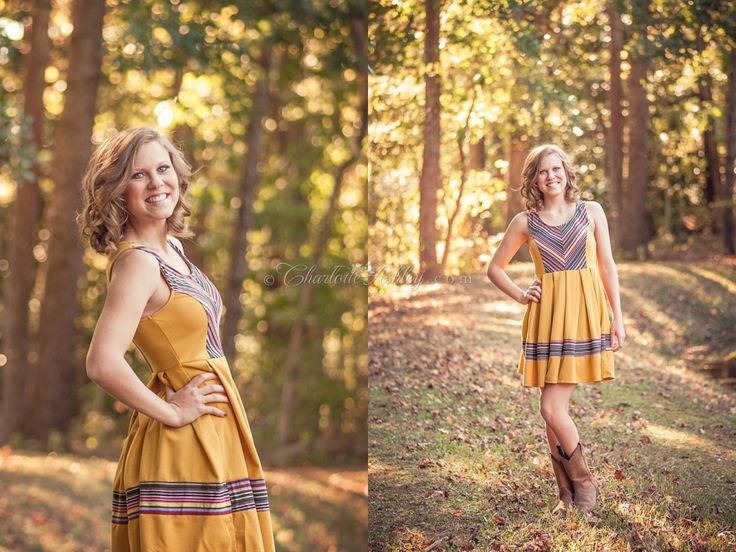 Lexington High School Senior | Charlotte Ashley Photography
