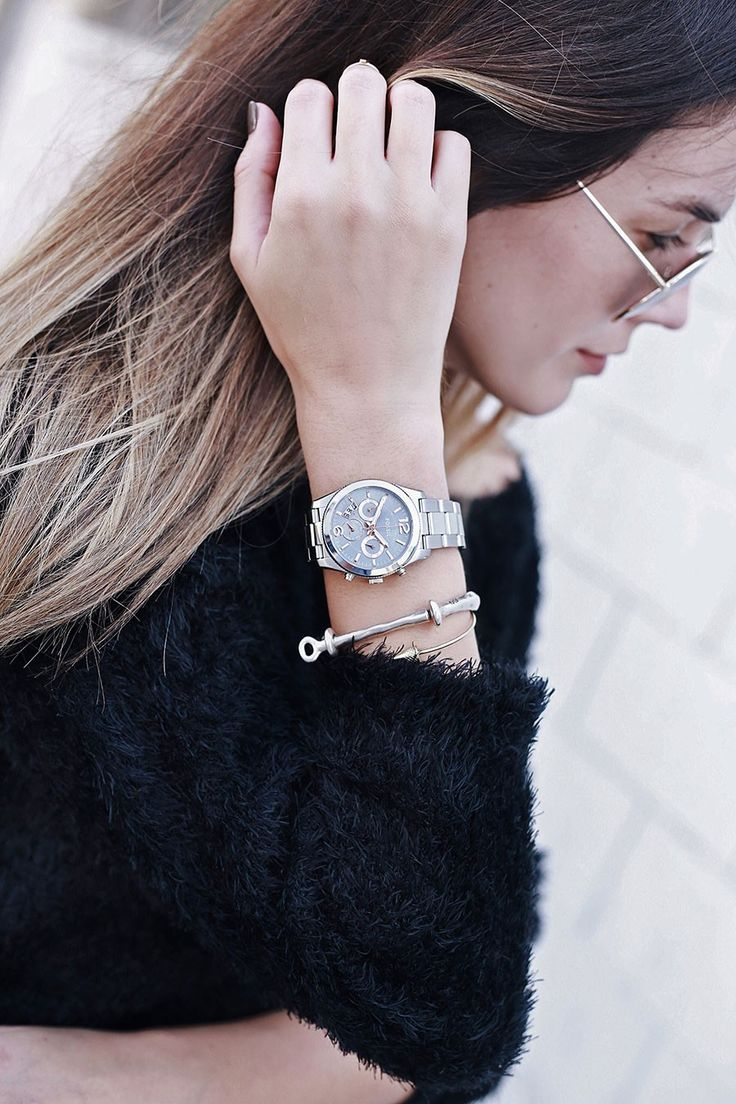 The Perfect Boyfriend watch completes any arm party.