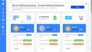 Legit Free Bitcoin cloud Mining Site 2019 earn Daily 10 $ FREE