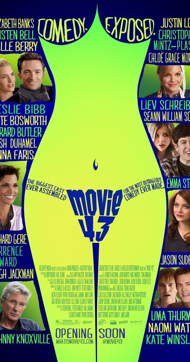 Directed by Elizabeth Banks, Steven Brill, Steve Carr.  With Emma Stone, Stephen Merchant, Richard Gere, Liev Schreiber. A series of interconnected short films follows a washed-up producer as he pitches insane story lines featuring some of the biggest stars in Hollywood.