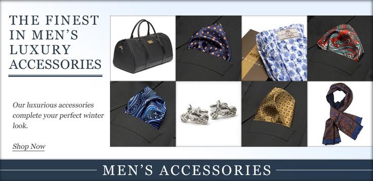 Men's clothing UK