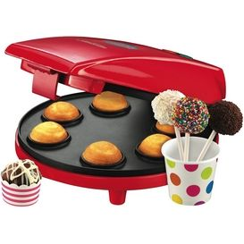 Cake Pop Maker - use this awesome appliance to create the delicious Carrot Cake Pops!