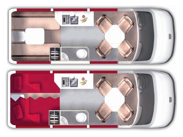 Sprinter Van Camper Conversion Kits 2015 Pinteres