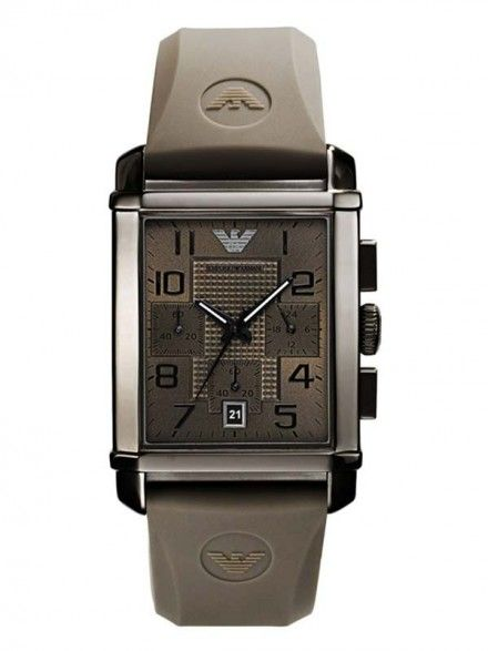 Emporio Armani AR0336 Chronograph Herrenuhr Uhren Pinterest