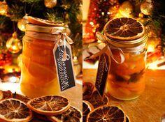 Pomarańcze w słodkim syropie do herbaty [Pyszne Prezenty ♦ Boże Narodzenie 2015] - Wilk Syty