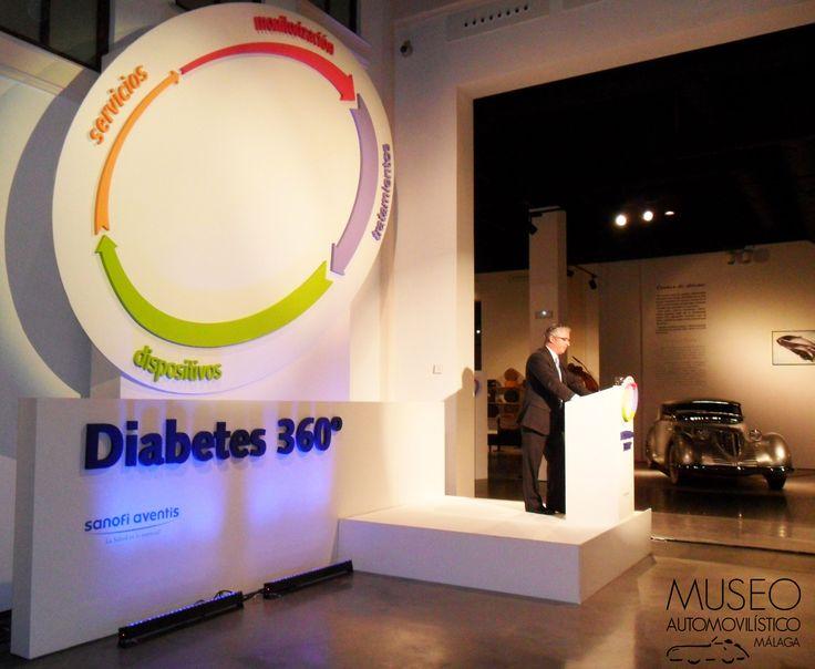 Montaje Congreso Diabetes