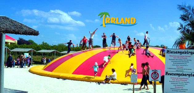 For only 5.50EUR pp, you get to spend the day at a great large low-tech amusement park. Bring your cooler and enjoy! About 50 min away from JFC.
