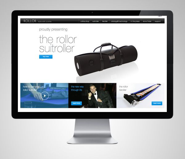 Rollor   Suitroller by Deep Graphic Design , via Behance