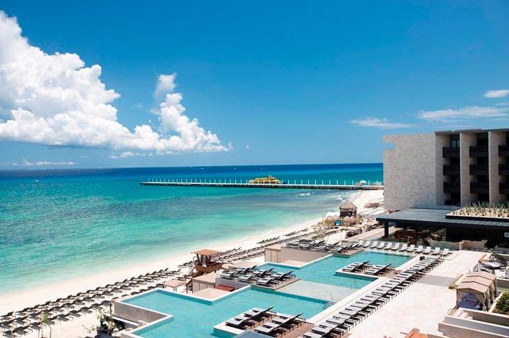 Grand Hyatt Playa del Carmen Resort Playa del Carmen, Mexico