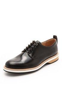 WANT Les Essentiels de la Vie Montoro Derby Shoes
