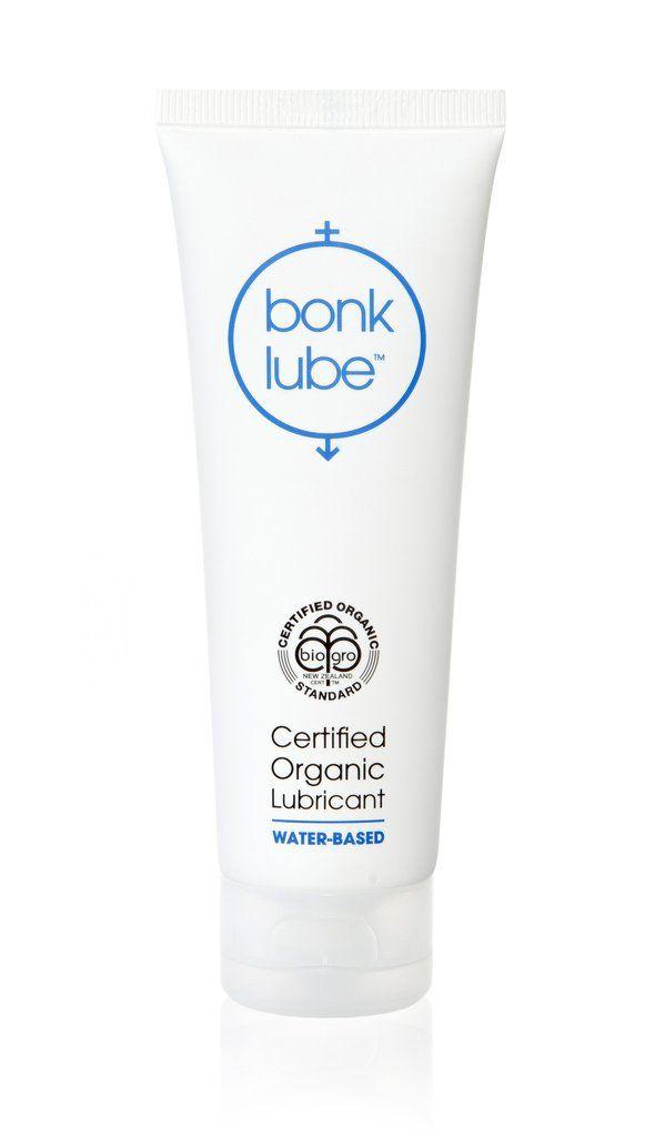 Bonk Lube Water Based 75ml - Organic Water Based Lube