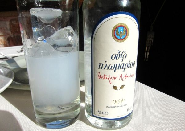 What Is The Best Way To Drink Ouzo
