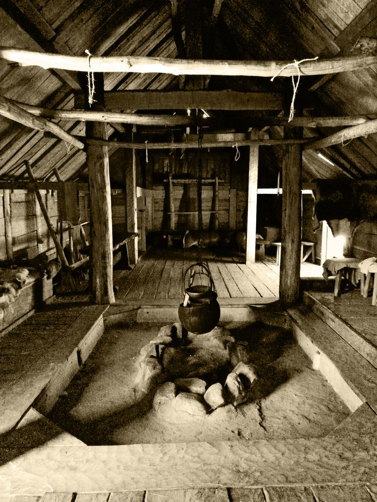 Viking dwelling