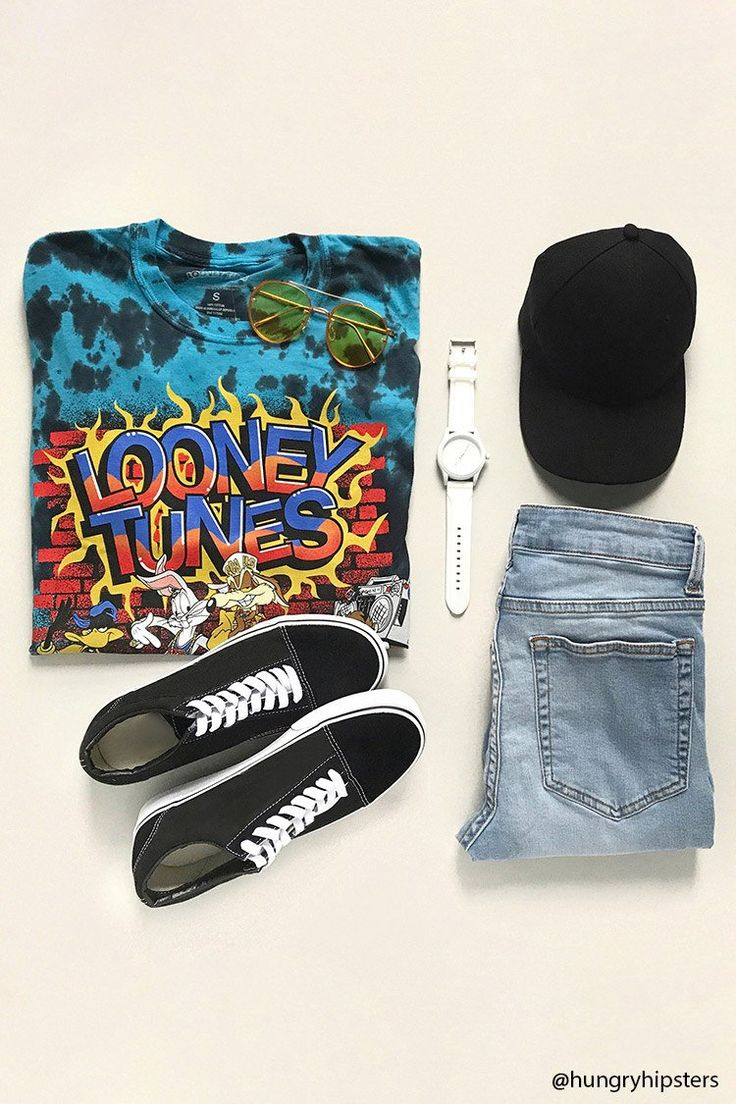 Product Name:Looney Tunes Bleached Tee, Category:CLEARANCE_ZERO, Price:17.9