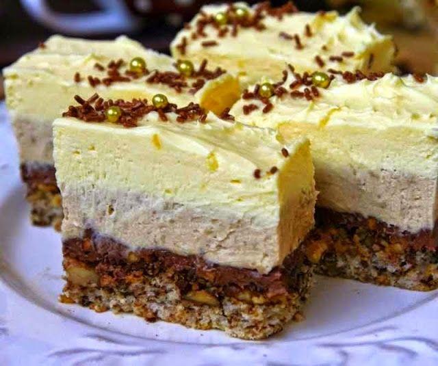 Kinder torta ~ Recepti i Savjeti