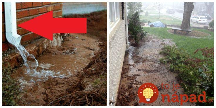 Veľkým problémom pri stavbách býva prílišná vlhkosť v ich okolí, najmä vobdobí daždivého avlhkého počasia. Voda sa začína postupne dostávať do muriva domu, čo má za následok zníženie jeho kvality, tvorbu plesní a celkovo zníženie