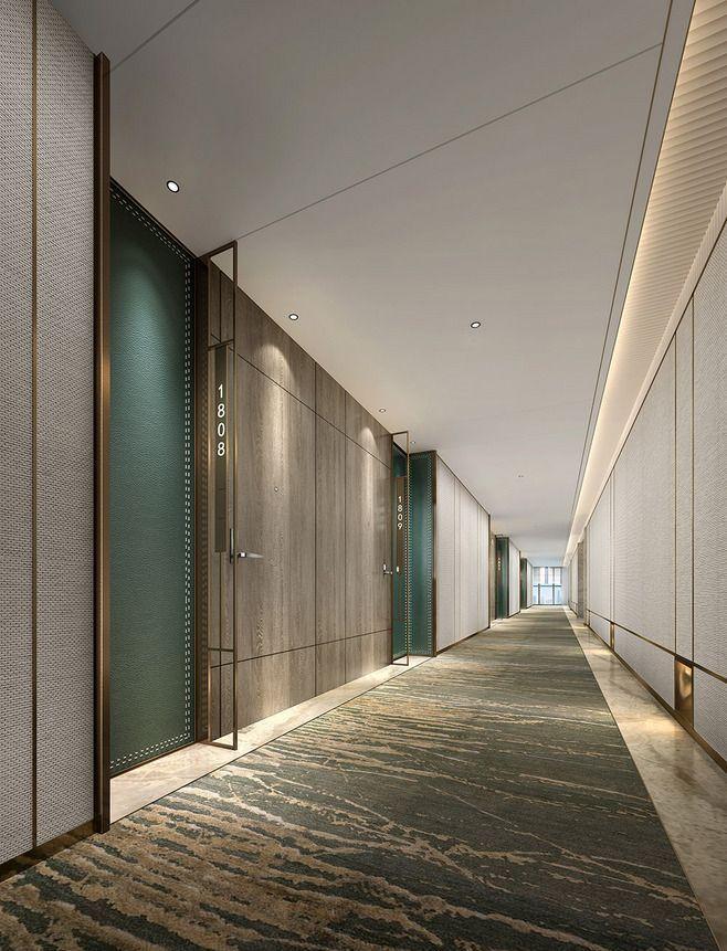 Modern corridor carpet google search for Hotel corridor decor