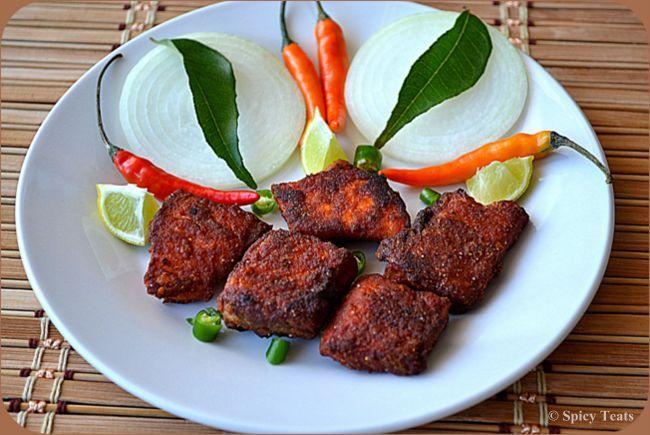 Indian salmon fish - photo#9
