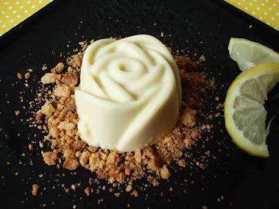 Praliné Paradicsom: Főzött citromfagyi gyömbérkeksz-morzsával 2 in 1