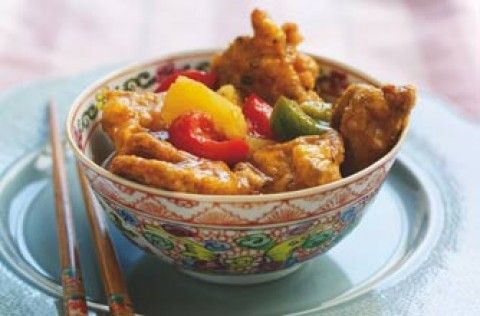 Ching-He Huang's sweet and sour pork recipe - goodtoknow