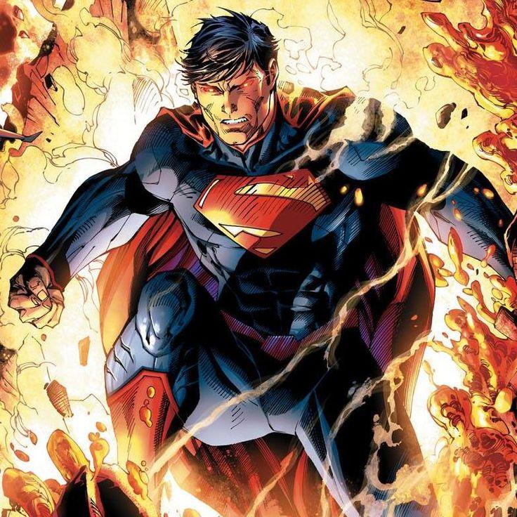 Superman(Kal-El/Clark Kent)