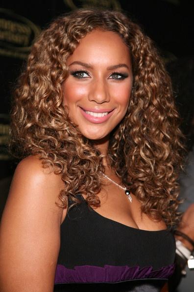 leona lewis curly hair - photo #18