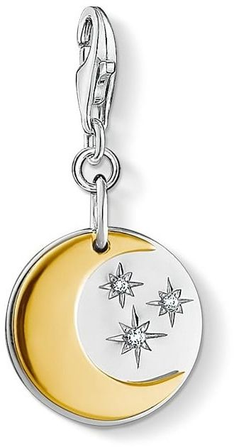 Thomas Sabo Charms Moon & stars - Thomas Sabo Charm Club -riipukset - 1444-414-39 - 1