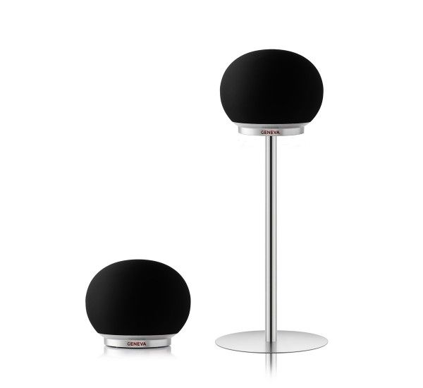 Produced by the Swiss brand Geneva, AeroSphère is a wireless and multi-zone audio system. Characterised by a minimal and sophisticated…