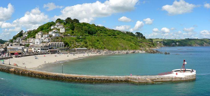 my home town :) Looe, Cornwall