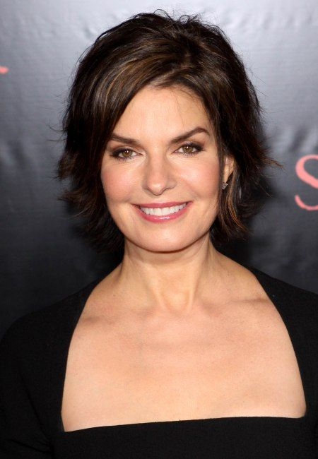 Image detail for -Sela Ward's medium length, brunette hairstyle | SheKnows CelebSalon