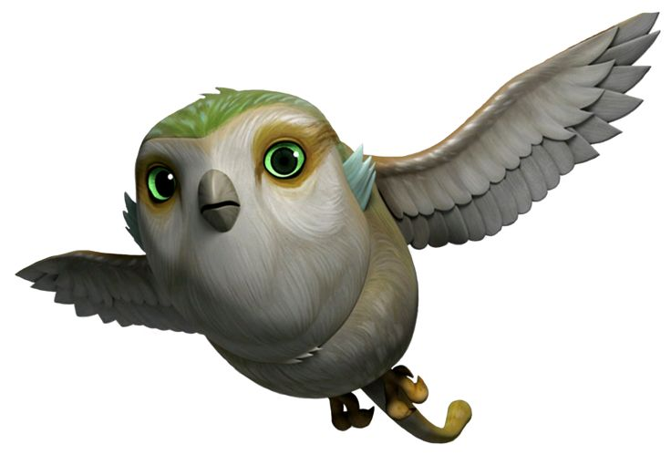 Convorees (singular: convor) were a species of bird that could be found in several places across the galaxy, including the planets of Atollon and Malachor, as well as the moon of Wasskah. They had two eyes, two wings, a beak, a prehensile tail, and a gold and brown plumage. In fact, convorees were very similar in appearance to Kiros birds from the planet Kiros, who also possessed grabbing tails. The two species could be differentiated by the fact that Kiros birds had purple and blue…