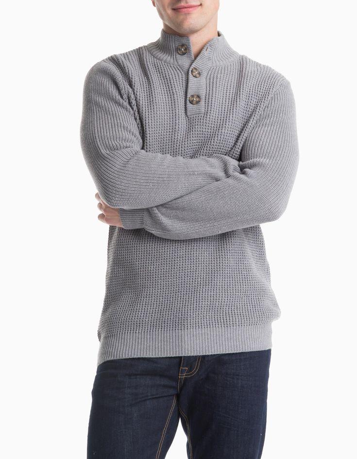 Camisola malha (cinza): MO (17,99€) ✓