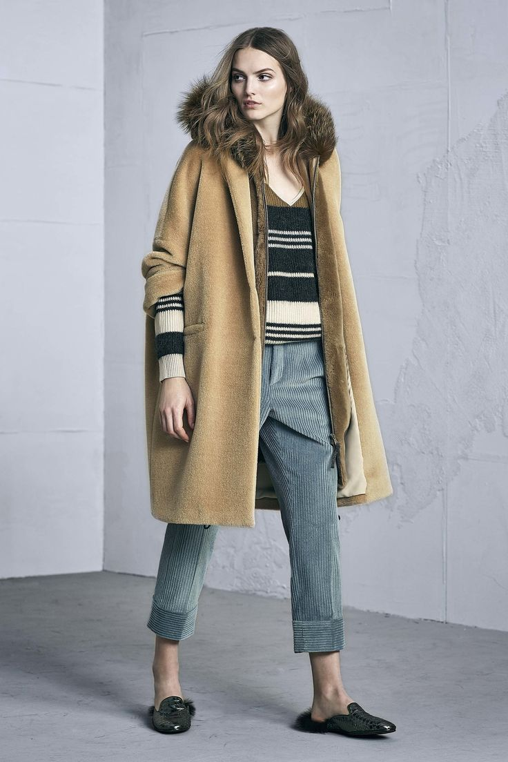 Brunello Cucinelli Fall 2017 Ready-to-Wear Collection Photos - Vogue