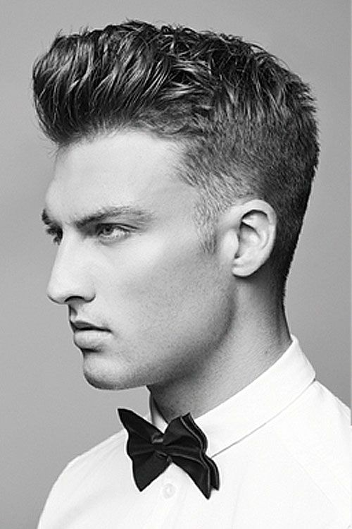 24 best images about cortes caballero on pinterest sexy - Cortes de cabello moderno para hombres ...