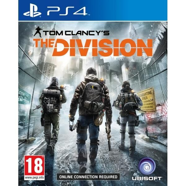 Tom Clancy's The Division PS4 Game   http://gamesactions.com shares #new #latest #videogames #games for #pc #psp #ps3 #wii #xbox #nintendo #3ds